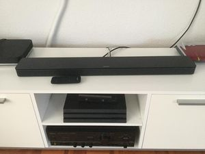 Bose 500 wit bass module 500 in perfect condition for Sale in Las Vegas, NV