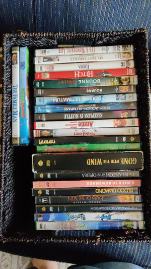 DVDs and Blu-ray s. for Sale in San Bruno, CA