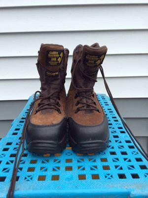 Women's steel toe work boots for Sale in Buffalo Grove, IL