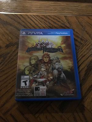 Grand kingdom PS Vita for Sale in Vancouver, WA