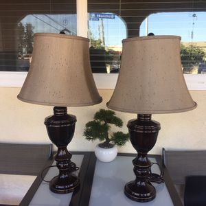 Set Of Lamps for Sale in Vernon, CA