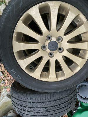 Subaru Rims and tires for Sale in Pasco, WA