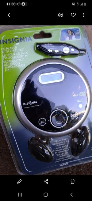 NEW CD PLAYER $25. for Sale in Plano, TX