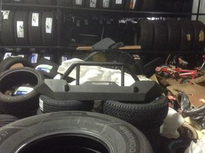 Jeep Wrangler Front Bumper for Sale in Baldwin Park, CA