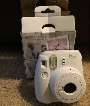 Fuji film instax mini 9 camera for Sale in Richmond, VA