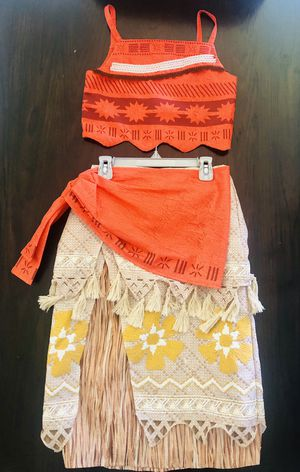 Disney Moana Costume for Sale in Long Beach, CA