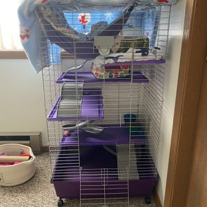 Small animal cage for Sale in Oshkosh, WI