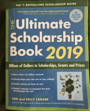 Ultimate scholarship Book 2019 for Sale in Tampa, FL