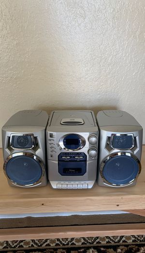 CD, cassettes player for Sale in Sacramento, CA