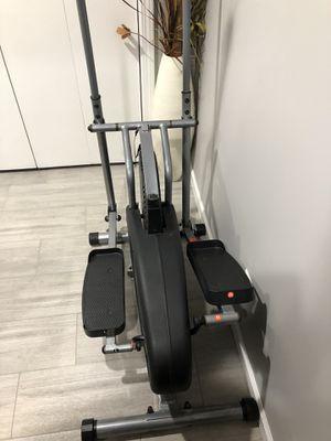 Elliptical machine like new for Sale in Addison, IL