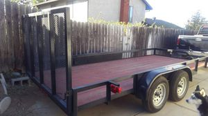 2020 Carson 7x16 utility for Sale in Riverside, CA