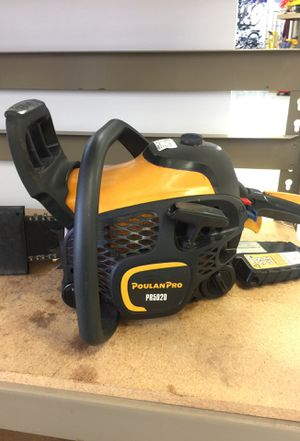 Poulan Pro PR5020 Chainsaw for Sale in Portland, OR