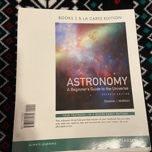 Astronomy: A Beginners Guide To The Universe for Sale in Fairfield, CA