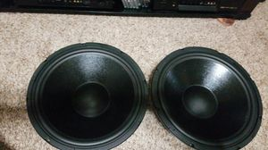 """Dayton Audio 15""""inch speakers for Sale in Port St. Lucie, FL"""