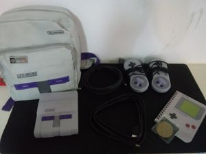 Snes classic with extras for Sale in Klamath Falls, OR