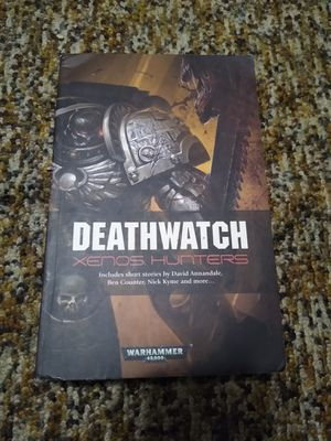 Deathwatch xenos hunters for Sale in New Milford, PA