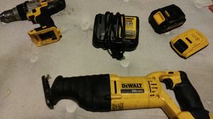 20-volt Max lithium DeWalt set for Sale in Salt Lake City, UT