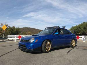 2003 Subaru wrx for Sale in Escondido, CA