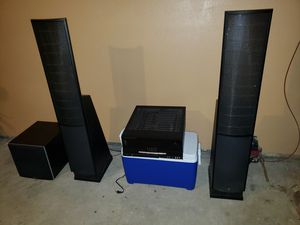 Home Theater Electrostatic Speakers for Sale in Las Vegas, NV