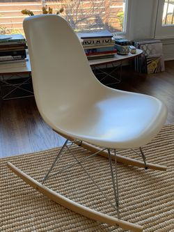 Mid Century (Eames Repro) Rocking Chair for Sale in Los Angeles,  CA