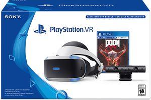Cuanto me ofrecen por el PS VR for Sale in Hyattsville, MD