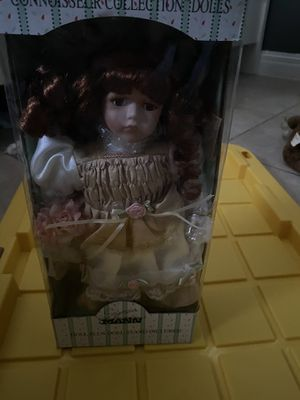 antique doll for Sale in Brownsville, TX