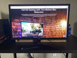 """27"""" LG Gaming Monitor 27MP59G for Sale in Las Vegas, NV"""