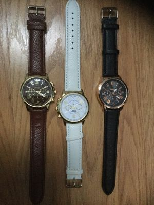 Three watches for Sale in El Paso, TX