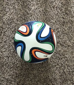 2014 Adidas World Cup soccer ball for Sale in Herndon, VA