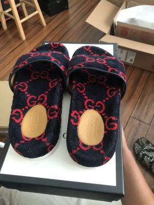 Gucci slides for Sale in Lakewood, CA