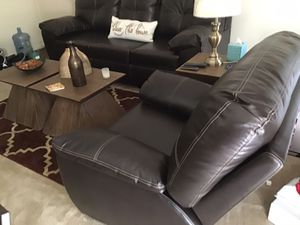 Leather living room set for Sale in Baltimore, MD