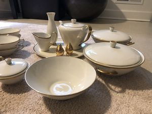 94 Piece Set of Rosenthal China Bettina for Sale in Rockville, MD