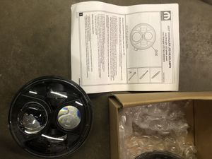 Jeep Wrangler jk only led headlights. True mopar authentic accessory part. 675.00 obo for Sale in Cumberland, RI