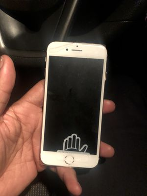 iPhone 8 256 gig gold no trade 500 for Sale in Cleveland, OH
