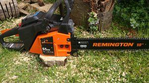 Remington Rodeo 5118 chainsaw chain saw for Sale in Carol Stream, IL