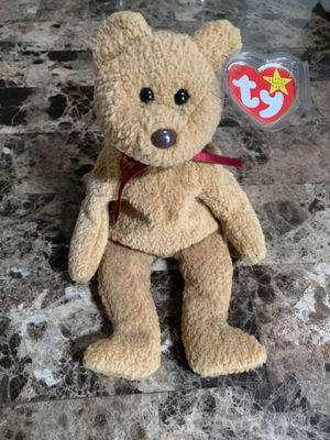 1996 TY Beanie Babies - Curly for Sale in La Habra Heights, CA