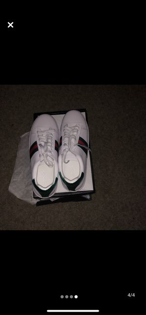 Gucci ace size 10 men for Sale in Willoughby Hills, OH