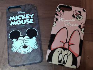 Par de cobertores mickey y mini for Sale in Los Angeles, CA
