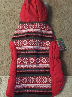 Dog Holiday Vest/Jacket for Sale in Lakewood, WA