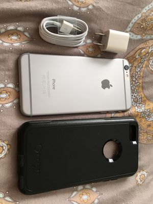 iPhone 6 Plus 64gb!! Works great for Sale in Chicago Ridge, IL