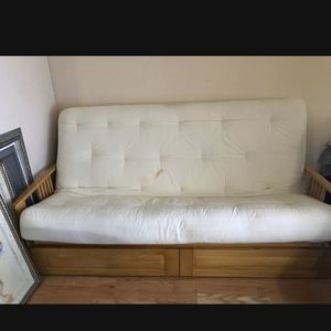 Futon bed for Sale in Brooklyn, NY