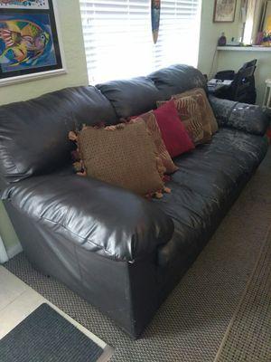 2 Sofas (FREE) for Sale in Miami, FL