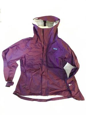 Patagonia rain jacket women's L for Sale in Seattle, WA