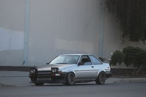 1985 Corolla ae86 swapped for Sale in Long Beach, CA