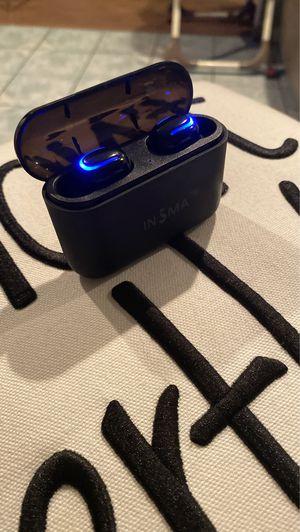 Insma wireless headphones for Sale in El Paso, TX