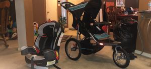 3in1 and Jogging Stroller for Sale in Houston, TX