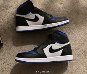 Jordan 1 Retro High Royal Toe for Sale in Waldorf, MD