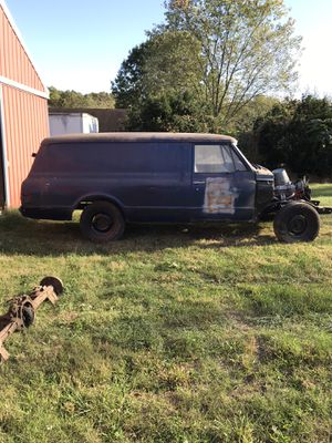 67 Chevy Panel Truck for Sale in Thomasville, PA
