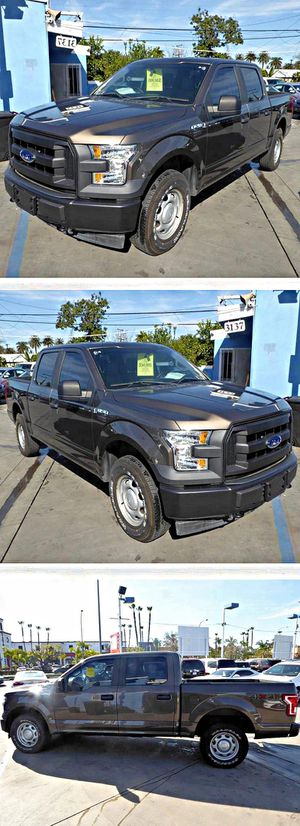 2017 Ford F150 XL SuperCrew 6.5-ft. Bed 4WD 10k for Sale in South Gate, CA