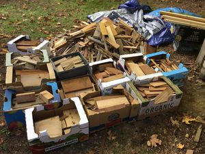 Huge Lot of Dry Kindling and Starter Firewood. All for. $25 for Sale in Lake Stevens, WA